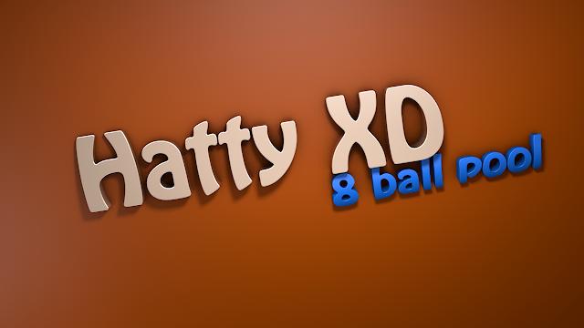 New Hatty xD 8 ball pool Best Break Ever Updated version