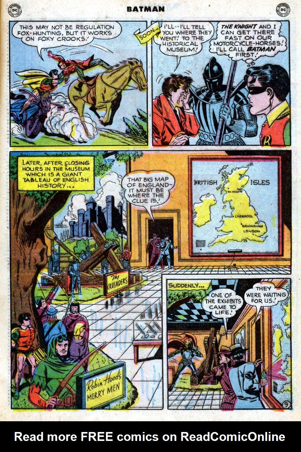 Read online Batman: The Black Casebook comic -  Issue # TPB - 13
