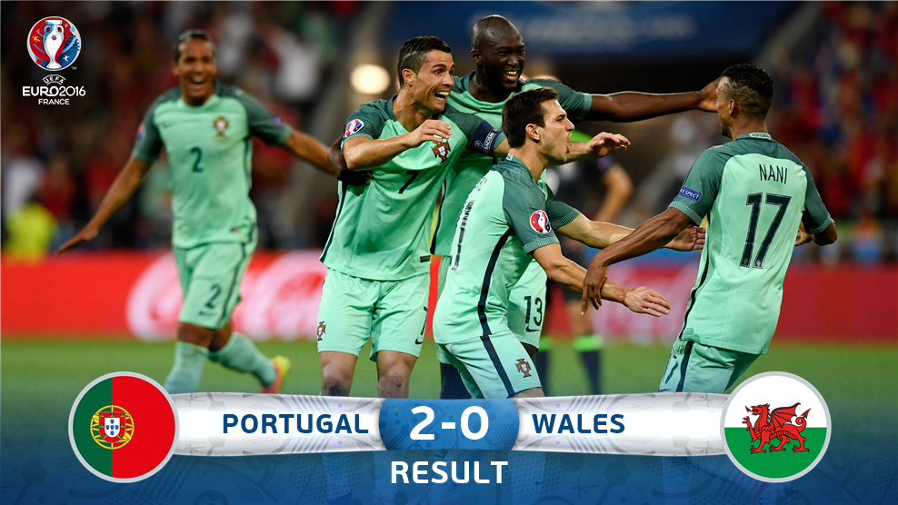 Cristiano Ronaldo Pimpin Portugal ke Final Euro 2016