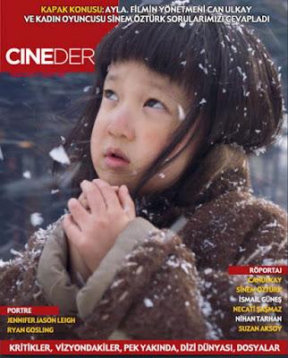 Cinedergi 107. Sayı (Ekim) - Ayla