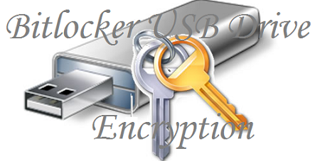 BitLocker USB Drive Encryption