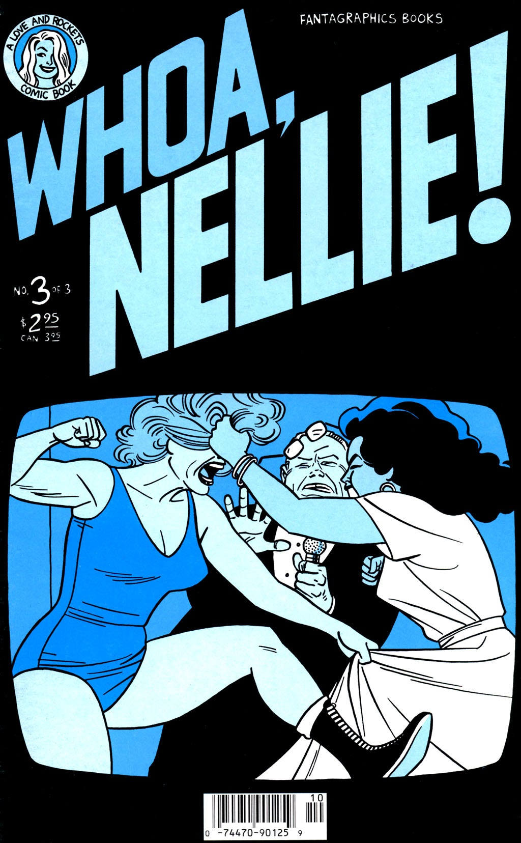 Whoa, Nellie! 3 Page 1