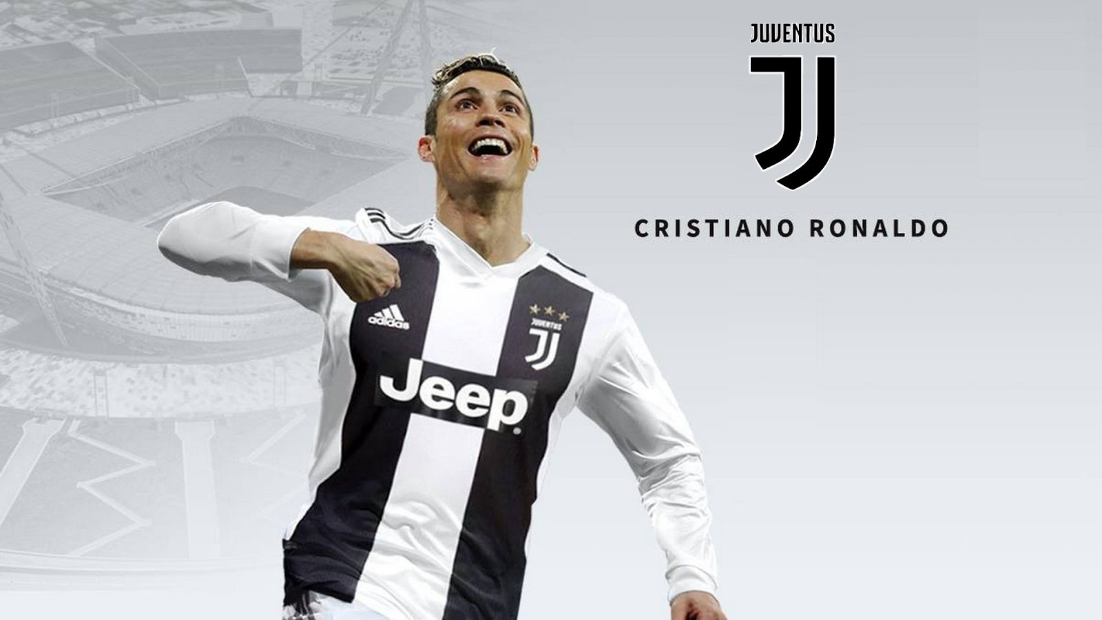 Cristiano Ronaldo 2018 Wallpaper Hd With Juventus