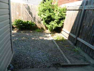 Little Portugal summer backyard garden cleanup by Paul Jung Gardening Services Toronto after