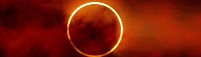 26 de dezembro - Eclipse Solar Anular