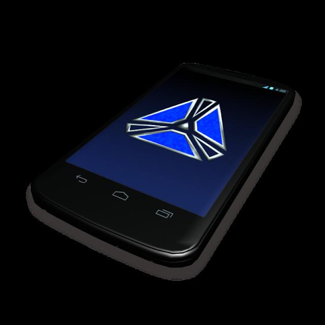 NIS web GUI for smartphones
