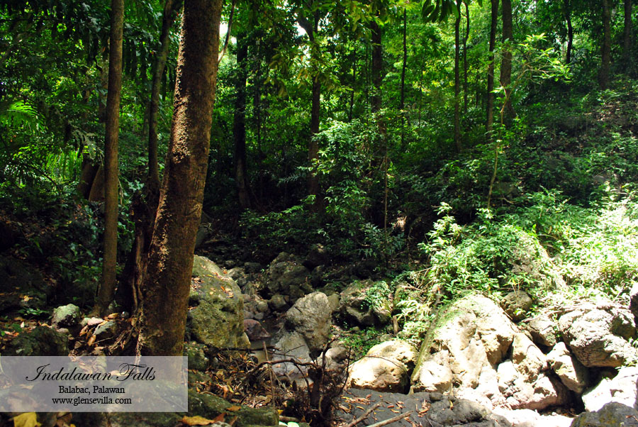 Indalawan Falls, Balabac Palawan