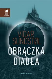 """Obrączka diabła""Vidar Sundstøl - recenzja"