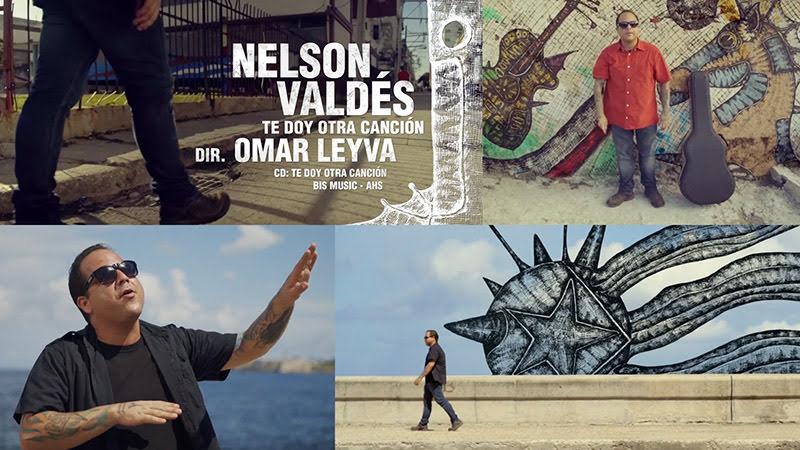 Nelson Valdés - ¨Te doy otra canción¨ - Videoclip - Dirección: Omar Leyva. Portal Del Vídeo Clip Cubano