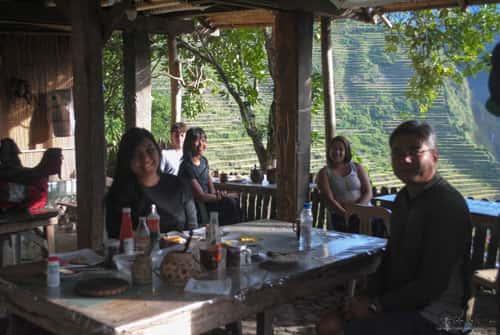 Dining and Eatery in Batad Ifugao