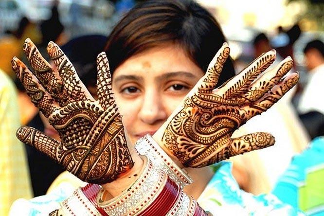 Karva Chauth Mehandi Designs