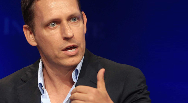 Billionaire PayPal Founder Admits To Drinking Children's Blood
