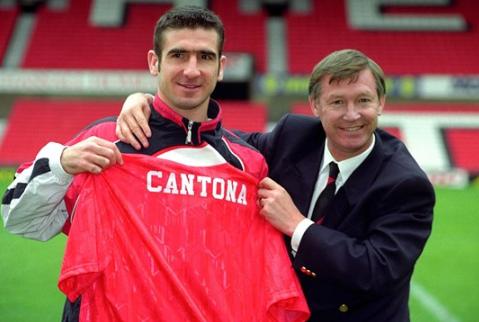 Cantona cũng là một minh chứng cho việc cầu thủ được đối xử như con người chứ không phải món hàng trên TTCN