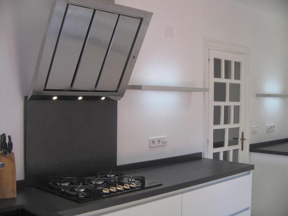 C mo escoger la campana extractora m s adecuada para la - Campanas modernas para cocinas ...
