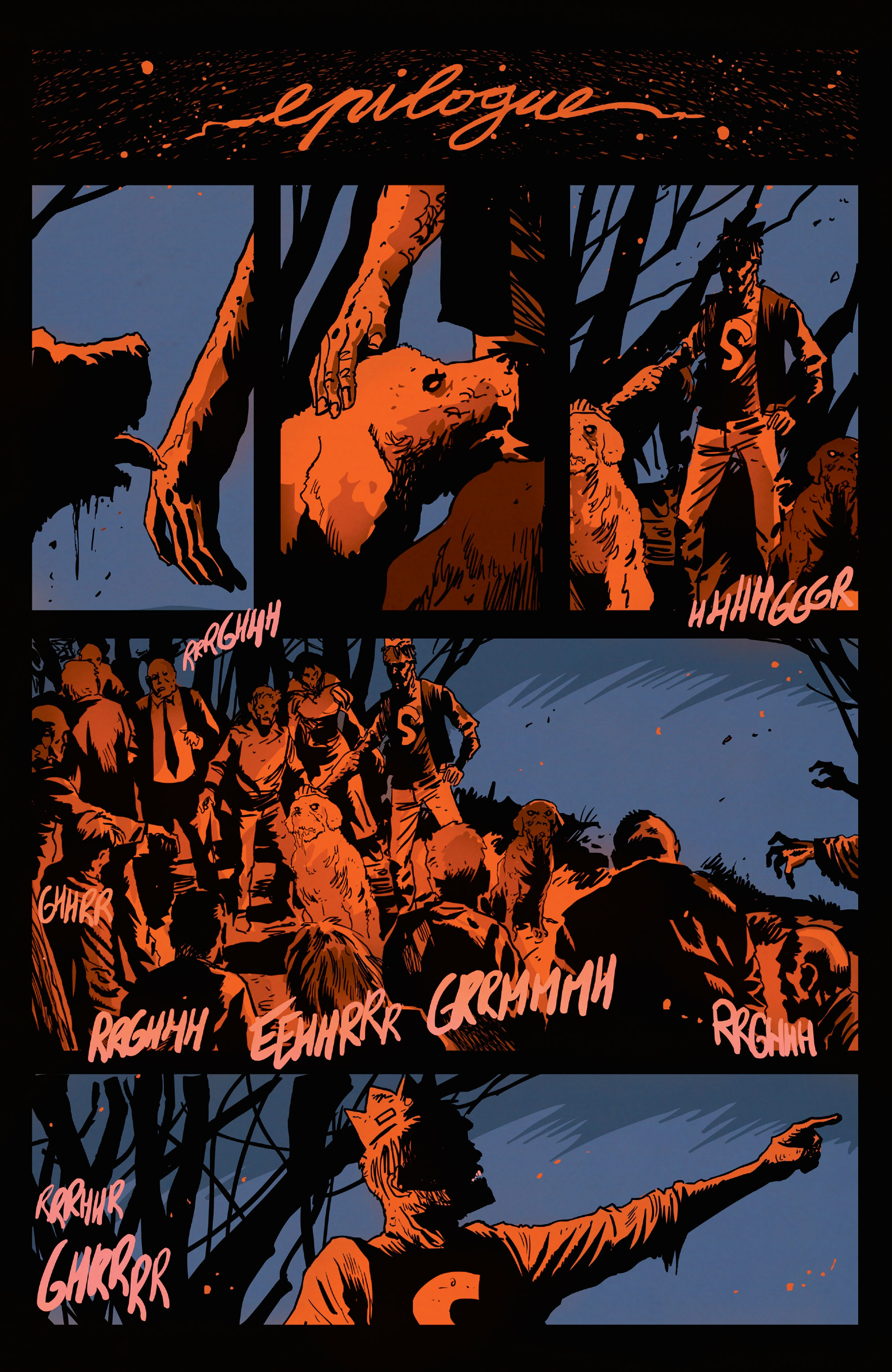 Read online Afterlife with Archie comic -  Issue #4 - 24