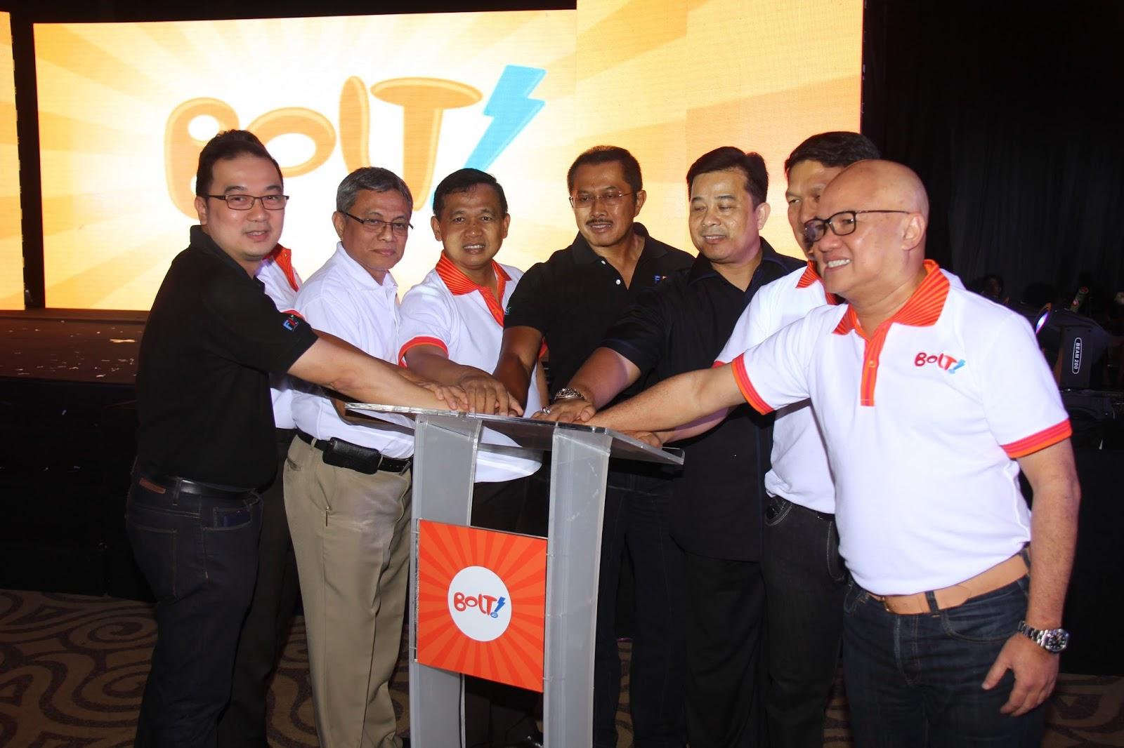 BOLT! Super 4G LTE Hadir di Kota Medan