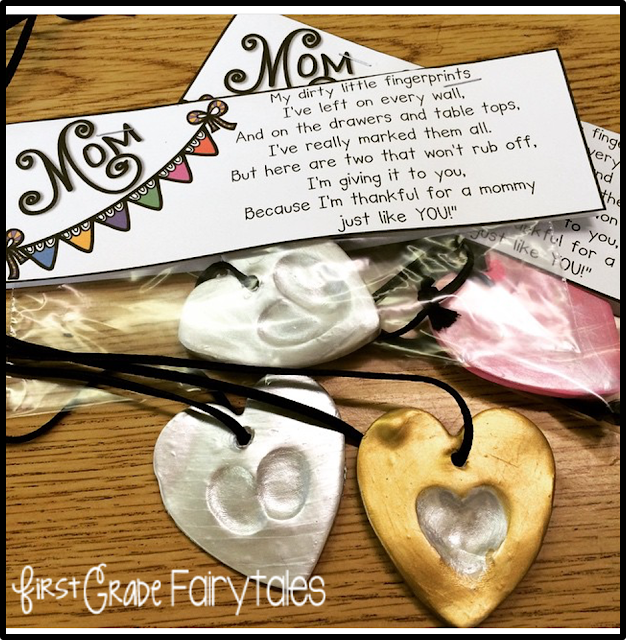 Mother's Day Ideas and a {FREEBIE}!   First Grade ...