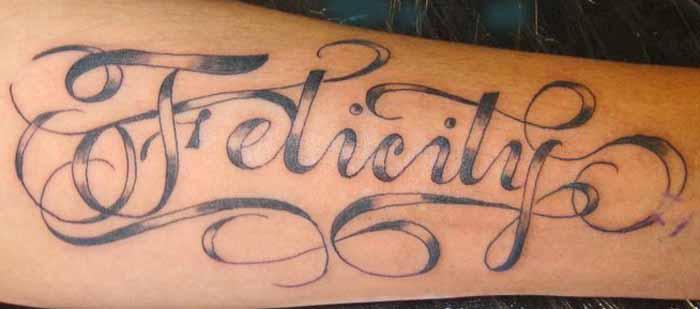Name Tattoos: The Tattoo World : Name Tattoo And Free Name Tattoo Designs