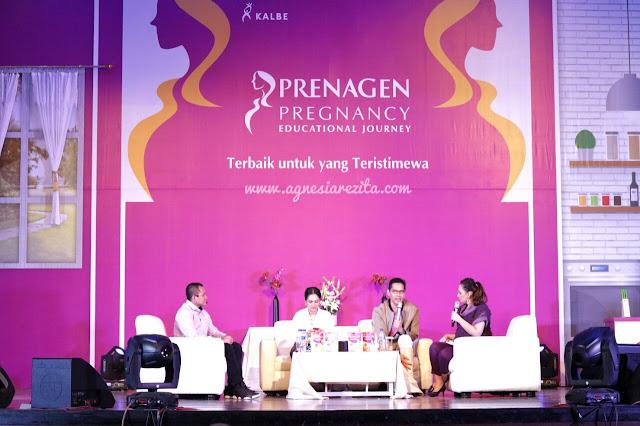 Prenagen Pregnancy Educational Journey, Edukasi Terbaik untuk yang Teristimewa
