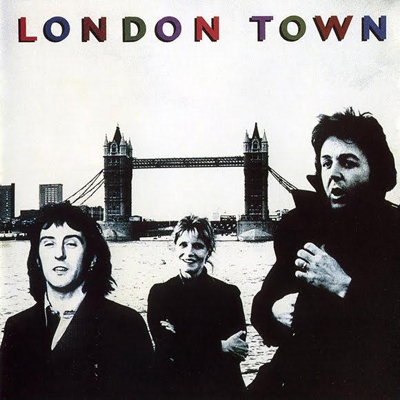 «London Town» : tranquillité et apaisement d'une œuvre des Wings