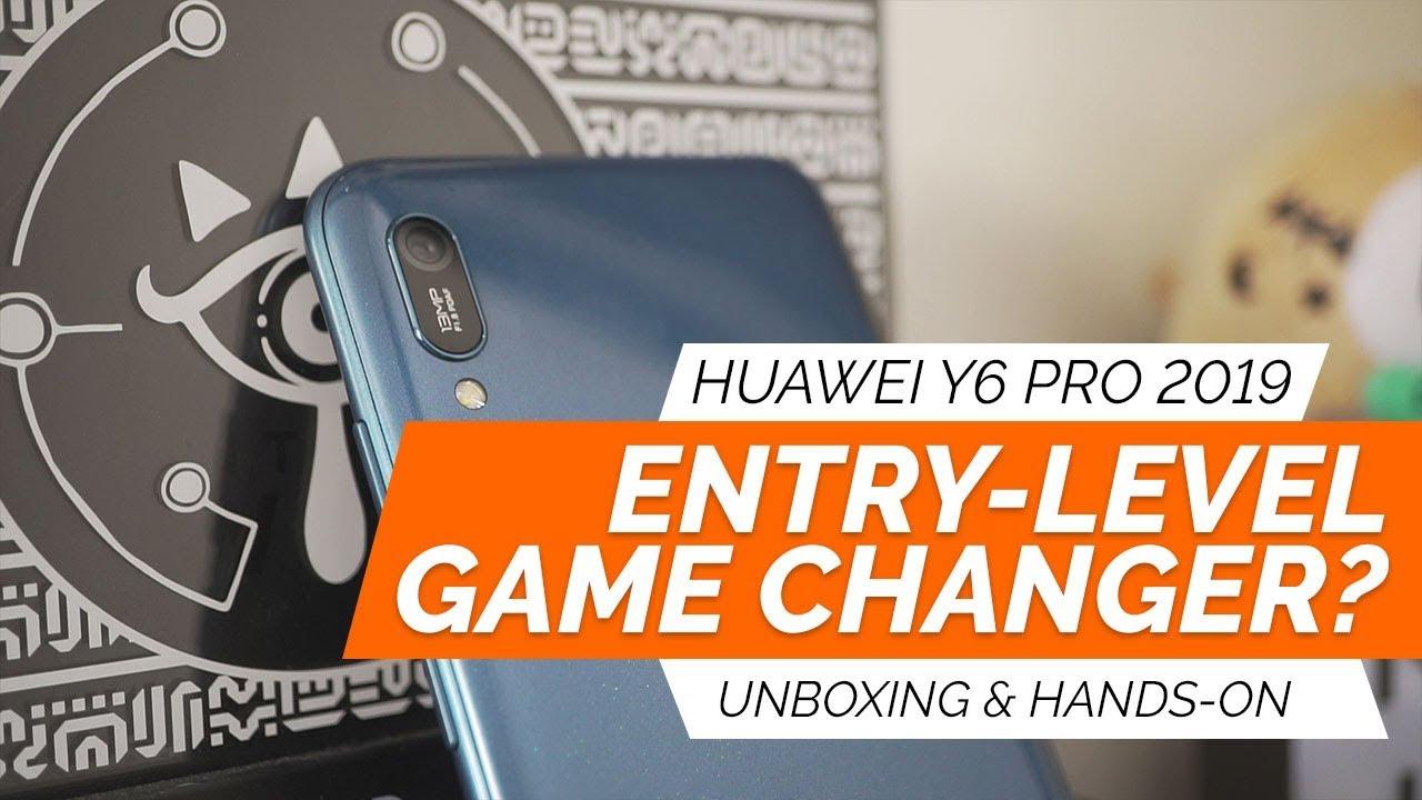 Huawei Y6 Pro 2019 - Budget Smartphone Full Review - Esarofh