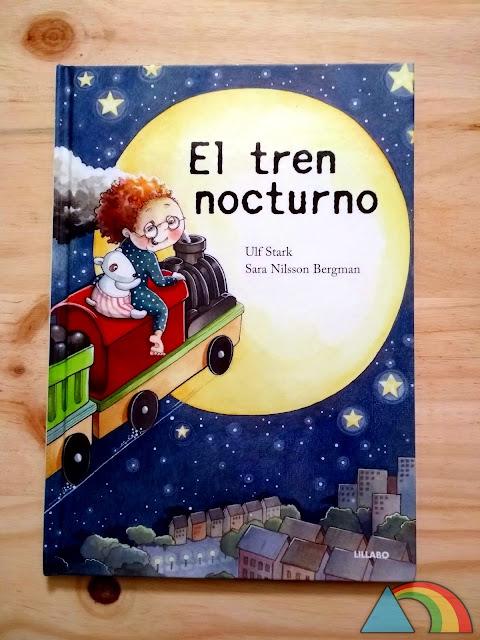 Libro El tren nocturno de Ikea