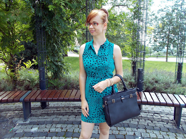 Drugi dzień druga sukienka