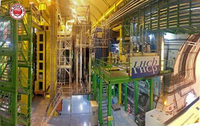 LHCb, LHC, CERN