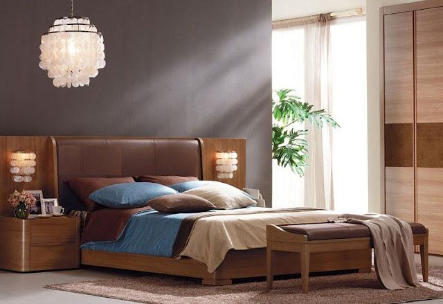 Chiếc đôn giường bọc da luôn là sự lựa chọn lý tưởng của khách hàng