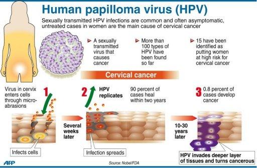 papilloma virus cause