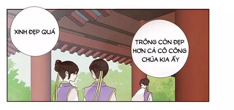 Đế Vương Trắc Chapter 160 - Trang 35
