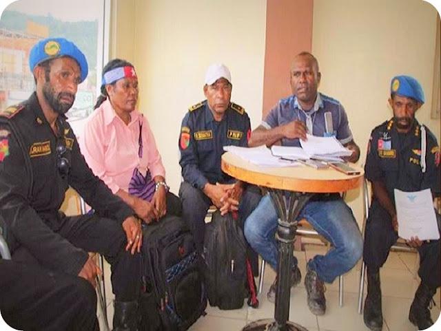 Negara Federal Republik Papua Barat (NFRPB) Surati Presiden Joko Widodo