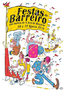 Programa Festas do Barreiro 2018