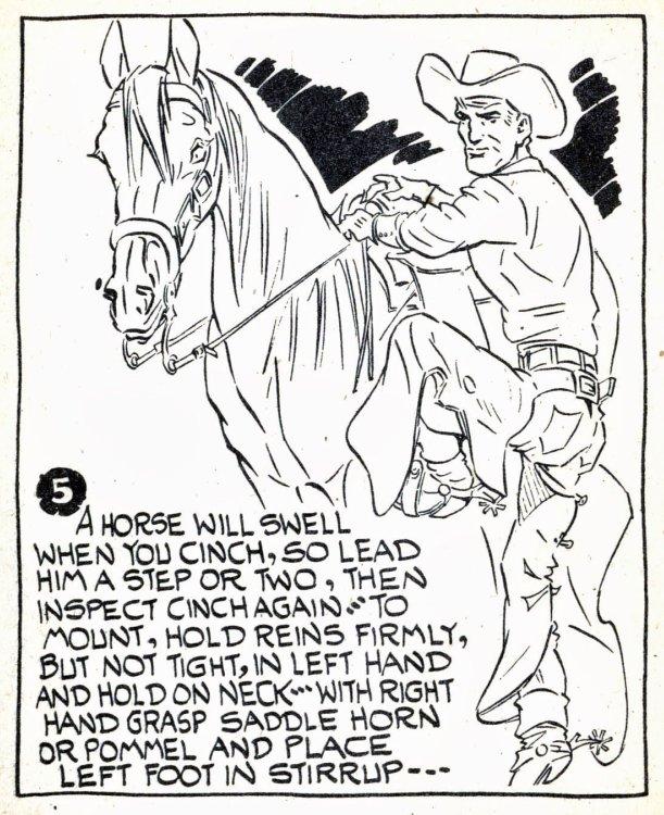 Western Comics Adventures: DAISY'S RED RYDER GUN BOOK