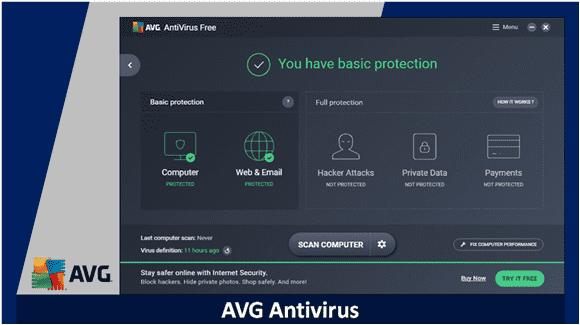 antivirus gratis terbaik untuk pc windows 10, 8, 7