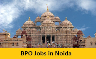 BPO Jobs in Noida