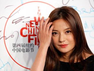 Aktris Zhao Wei Diusir Penggemar Akibat Terlalu Cantik
