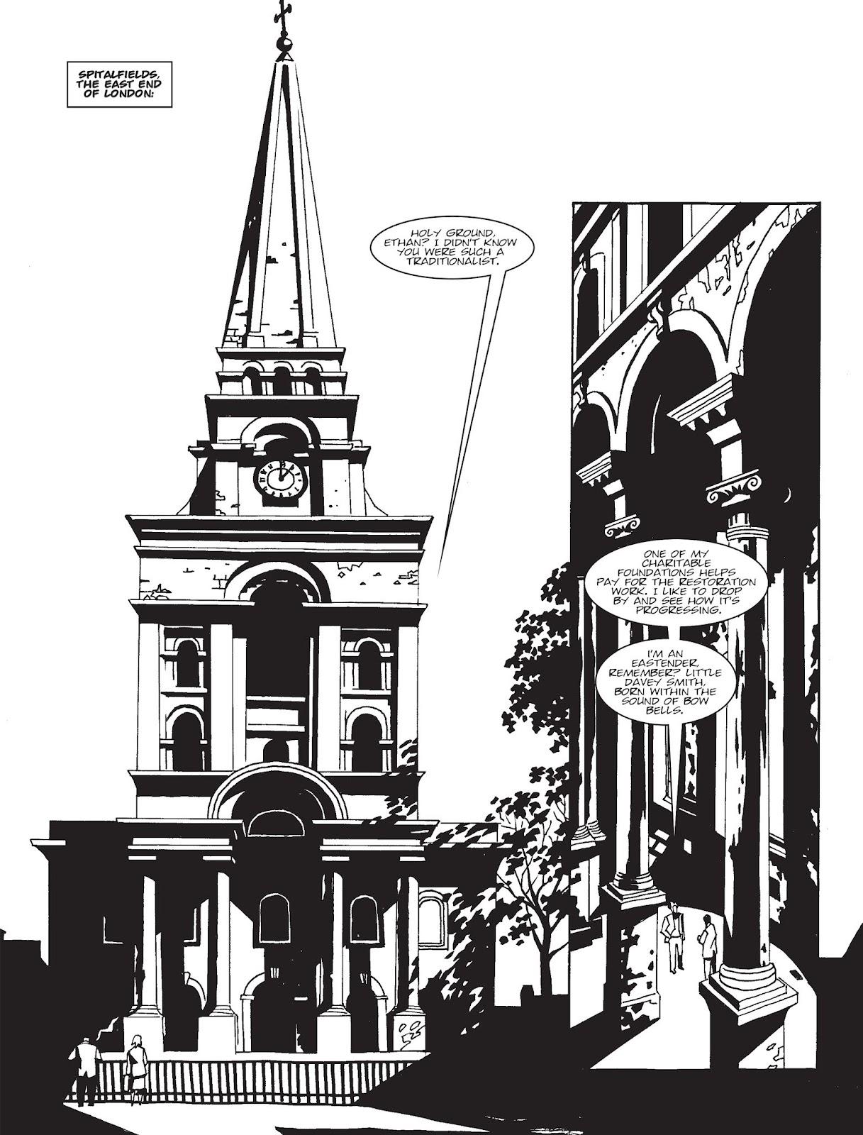 Read online Caballistics Inc. The Complete Digital Edition comic -  Issue # TPB (Part 4) - 1