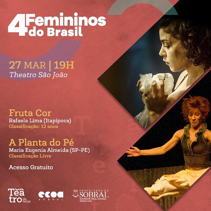 Ecoa apresenta o 4 femininos no Brasil