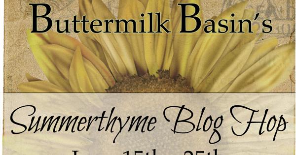 Bom Mystery Buttermilk Basin
