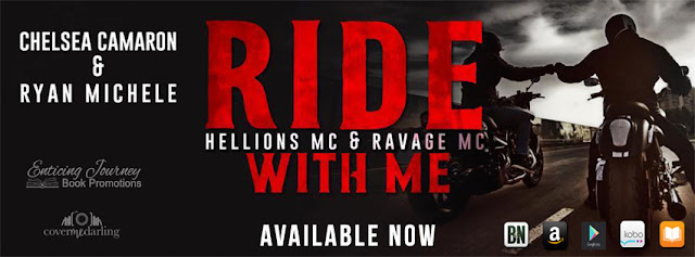 Ride With Me by Ryan Michele & Chelsea Cameron Tour with Giveaway!!