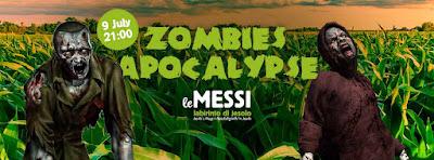 Zombie Apocalypse (LE MESSI - Labirinto di mais a Jesolo)