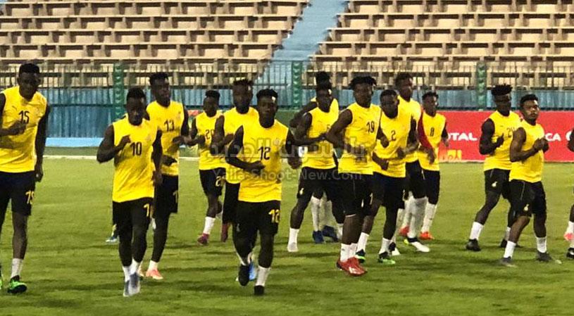 الكاميرون vs غانا