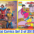 Set -2 of 2015 News Raj Comics