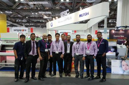 Mutoh range of printers in Singapore