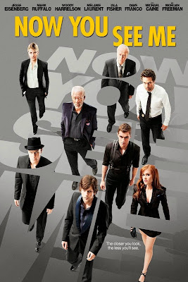 Film Now you see me 2013