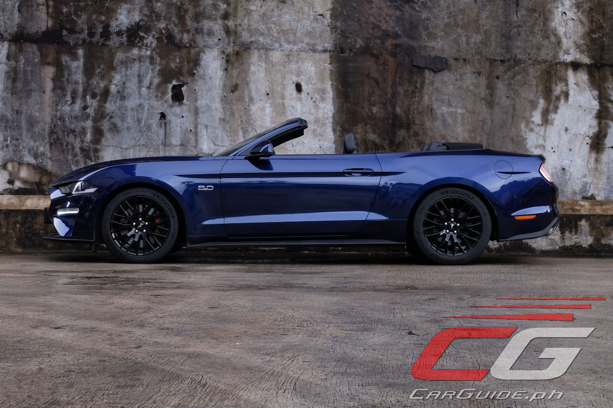 Despite the constant rattles emanating from the mustangs nether regions it must be said that the 2018 model remains a solid place to be in