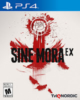 Sine Mora Ex Game Cover PS4