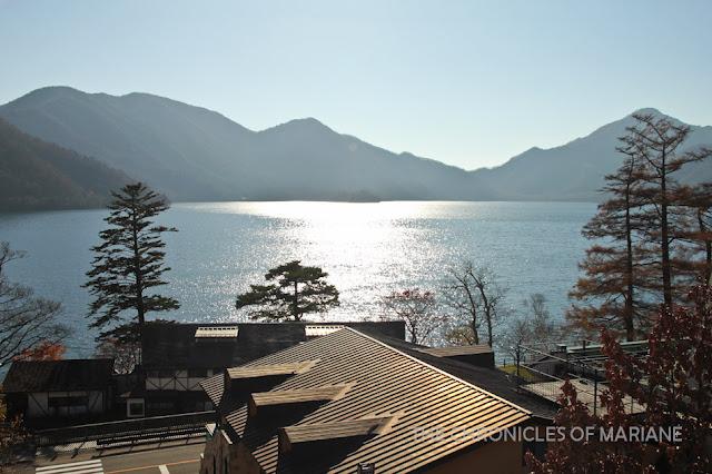lake chuzenji nikko