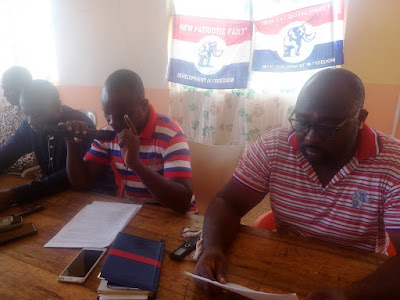 Builsa North NPP defends DCE over Ken Agyepong's sabotage claims